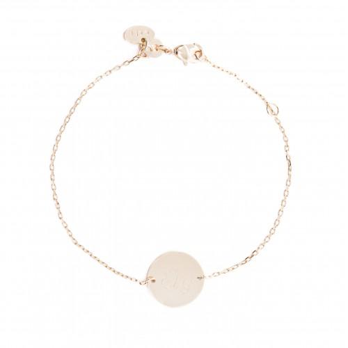 Bracelet Anna Plaqué Or Jaune