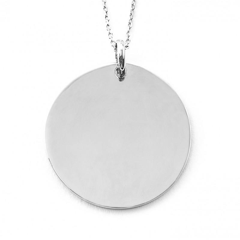 Médaille Gabrielle non gravée