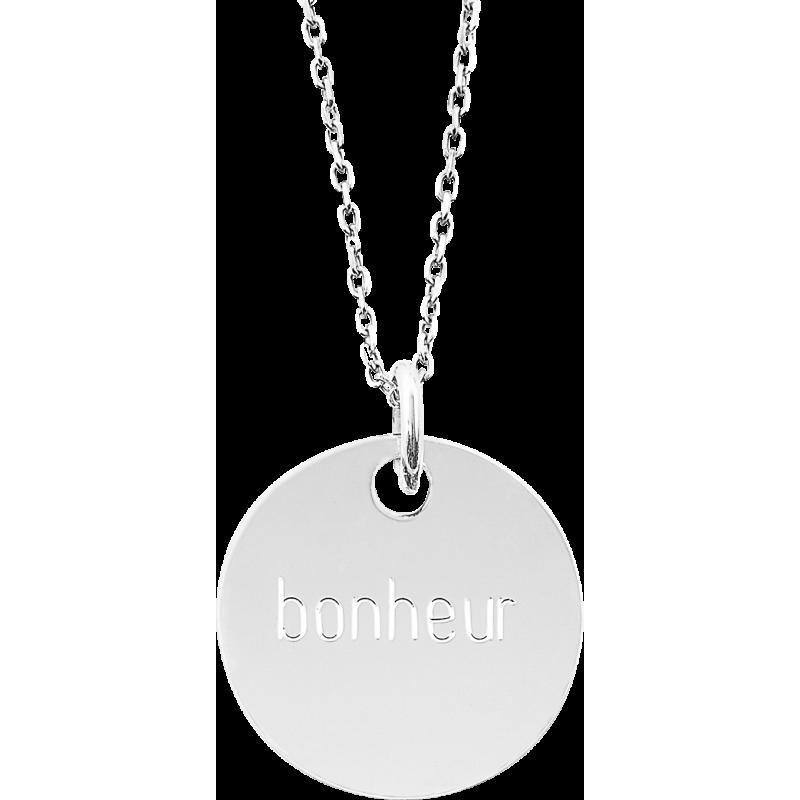 Médaille Emmanuelle non gravée