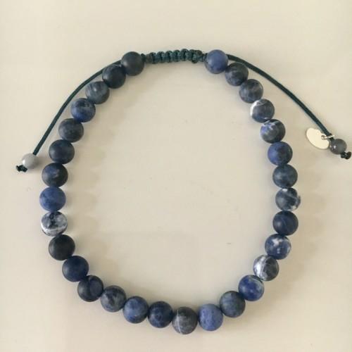Bracelet Gaïa sodalite